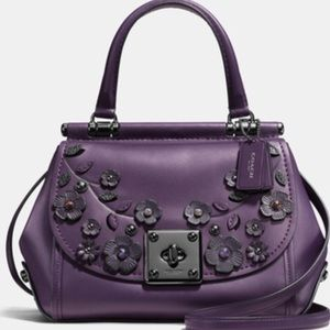 Handbags - 🌸COACH DRIFTER FLORAL APPLIQUÉ 🌺🌸